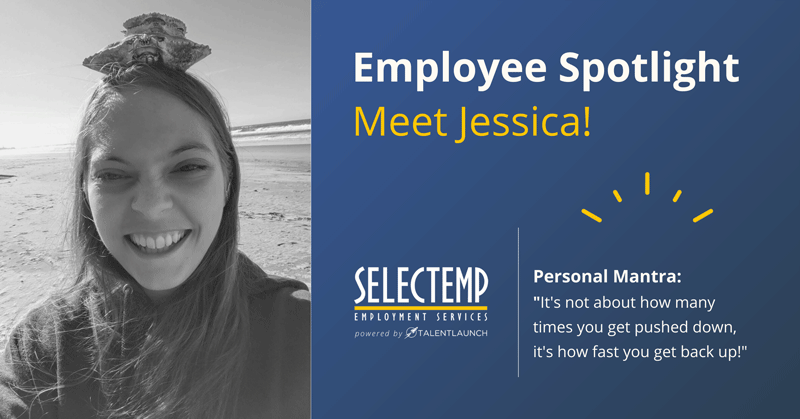 Selectemp Employee Spotlight: Jessica Baldridge