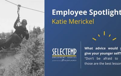 Selectemp Employee Spotlight: Katie Merickel