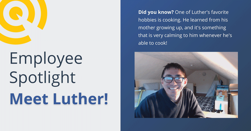 Selectemp Employee Spotlight: Luther Xue