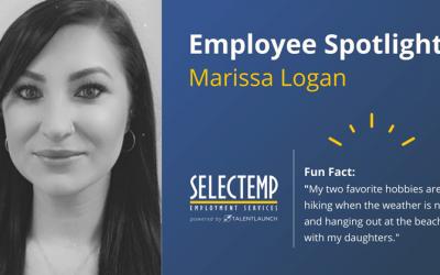 Selectemp Employee Spotlight: Marissa Logan