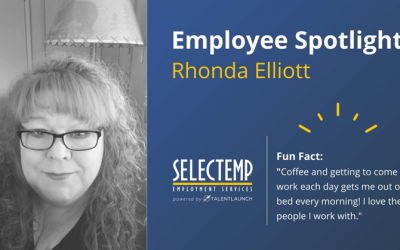 Selectemp Employee Spotlight: Rhonda Elliott