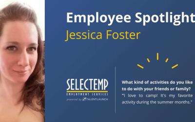 Selectemp Employee Spotlight: Jessica Foster