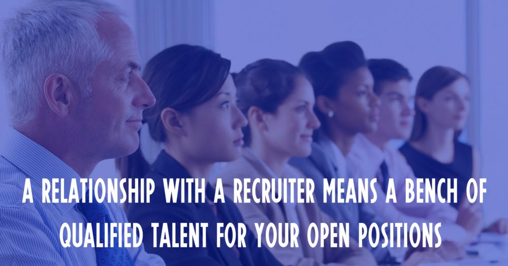recruiter relationships